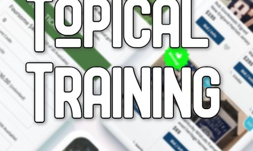 Topical Training
